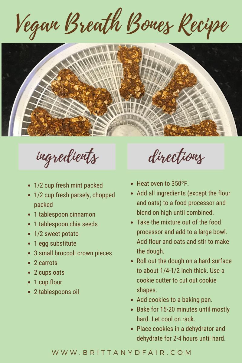 Green Chocolate Chip Recipe Pinterest Graphic-2